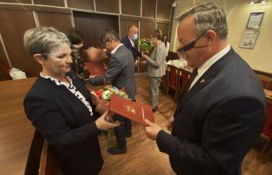 Wolbórz: Burmistrz spotkał się z dyrektorami