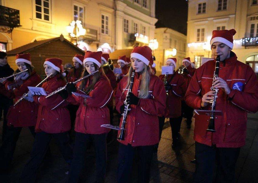 Jubileusz Miejskiej Orkiestry Dętej