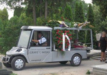 Pogrzeb byłego posła Marka Domarackiego