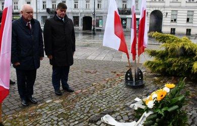 Upamiętnili rocznicę urodzin Jana Pawła II