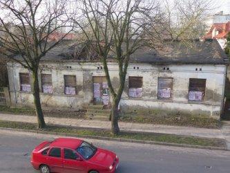 Co dalej z ruiną przy Jagiellońskiej?