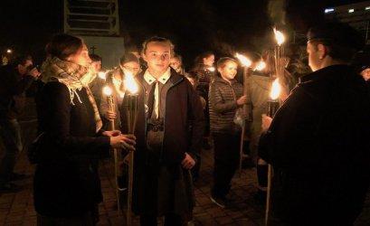 """""""Noc Świętych"""" w Piotrkowie"""