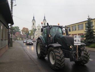 Protesty w Srocku nie ustają [AKTUALIZACJA]