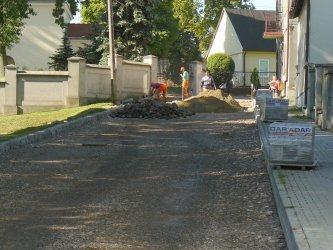 Kamienie zostają na Jagiellońskiej