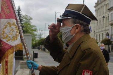 Piotrkowskie obchody 229. rocznicy uchwalenia Konstytucji w cieniu pandemii