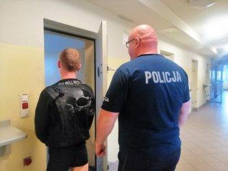 Piotrkowscy policjanci interweniowali w Opocznie