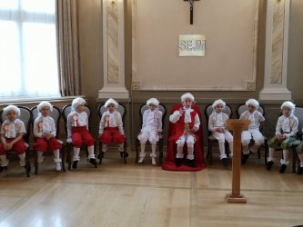 Najmłodsi upamiętnili Konstytucję 3 maja