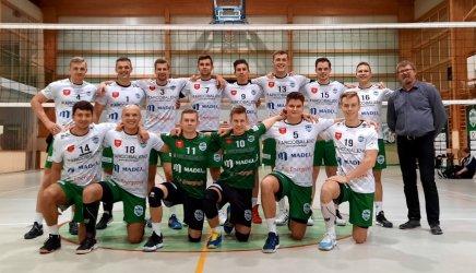 Kasztelan Rozprza ponownie wygrywa i zostaje liderem II ligi