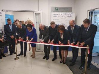 Siedziba piotrkowskiego Biura Powiatowego ARiMR oficjalnie otwarta