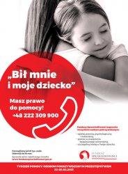 W poniedziałek rusza pomoc dla osób pokrzywdzonych