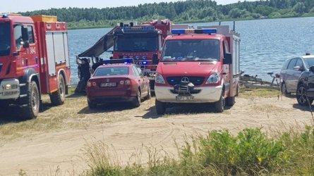 W zalewie znaleziono ciało poszukiwanego mężczyzny