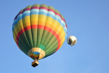 Pokazy balonowe uzupełnią Fly Fest
