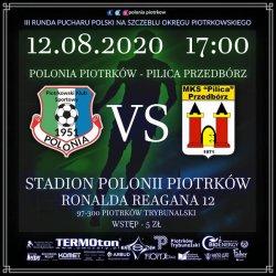Polonia zagra z Pilicą