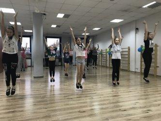 Taniec to nie tylko dobra zabawa
