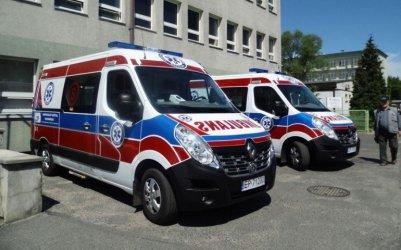 Agresywny 71-latek odpowie za znieważenie ratowników medycznych