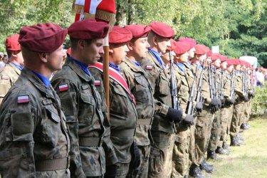 Góry Borowskie – pamięć o bohaterach trwa