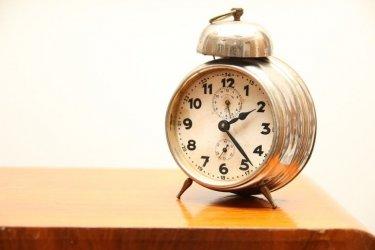 Pamiętajcie o zmianie czasu!