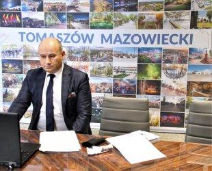 Ktoś grozi śmiercią prezydentowi Tomaszowa