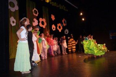 Teatralna integracja w Radomsku