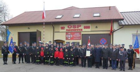 Strażackie święto w Parzniewicach