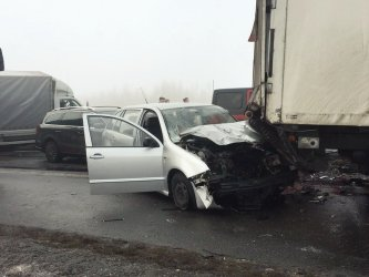 Coraz więcej wypadków na autostradach. Również u nas