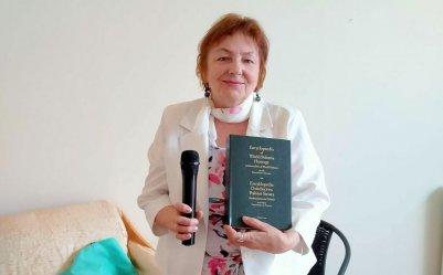 Spotkanie ze znaną pisarką w piotrkowskim Klubie Seniora