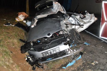 Jedna osoba zginęła na drodze w gminie Aleksandrów