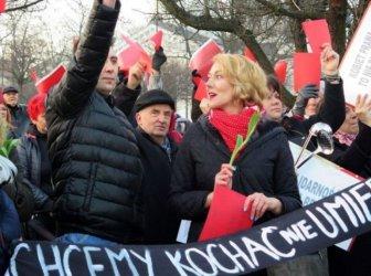 Piotrkowianin wyróżniony za walkę przeciwko przemocy wobec kobiet