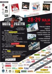 Szósta edycja Motofestynu w Moszczenicy
