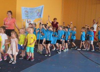 II Sportowa Olimpiada Przedszkolaka za nami