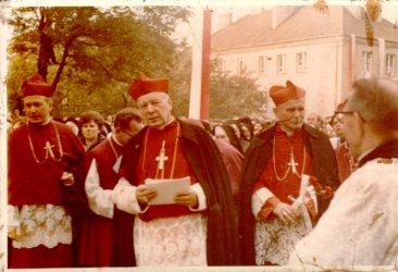 Karol Wojtyła z wizytą w Piotrkowie