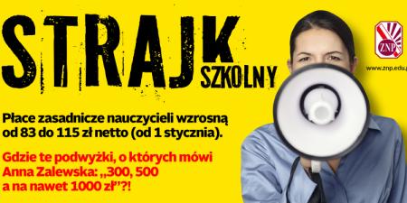 Artur Ostrowski: Strajk nauczycieli na pewno się odbędzie
