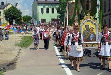 Boże Ciało w Moszczenicy