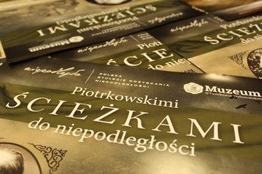 ''Piotrkowskimi ścieżkami do niepodległości'' za darmo dla piotrkowskich szkół