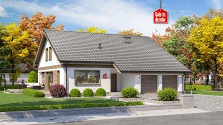 Projekty domów z garażem, czy bez? Wybierz dom dopasowany do Twoich potrzeb