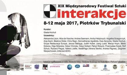 XIX Międzynarodowy Festiwal Sztuki Interakcje 2017 coraz bliżej