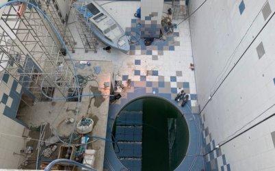 Najgłębszy basen na świecie 90 km od Piotrkowa
