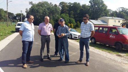 Nowa droga Lubiatów-Kuznocin