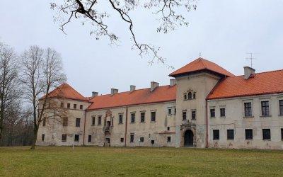Odkrywamy znane i nieznane – Pałac Bykowskich w Piotrkowie