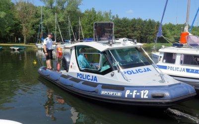 Będzie więcej patroli nad Zalewem Sulejowskim