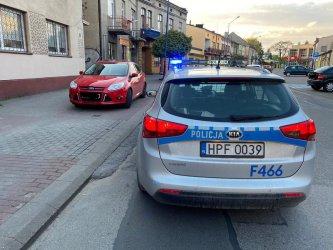 Amator driftu zatrzymany w Radomsku
