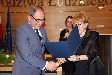 Mazur ponownie przewodniczącym Sejmiku