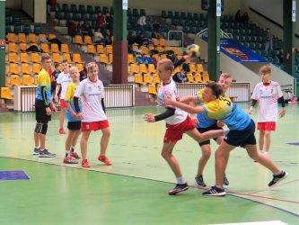 Młodzi szczypiorniści rywalizowali w Piotrkowie