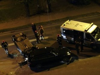 Cztery osoby ranne w trzech wypadkach w naszym regionie