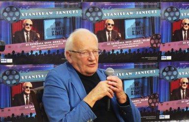 Stanisław Janicki spotkał się z piotrkowską publicznością