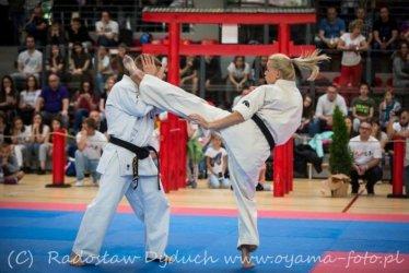 Zawody OYAMA Karate