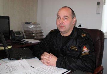 Komenda PSP w Piotrkowie ma nowego komendanta