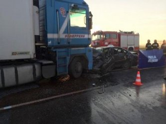 Zmarła czwarta ofiara tragedii na A1