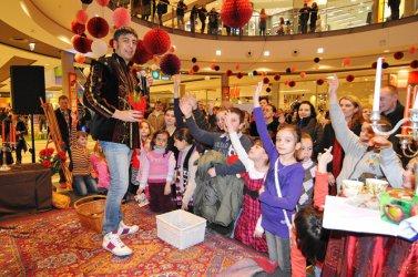 Piotrków: Weneckie walentynki w Focus Mall
