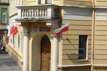 Radomsko: Zrywali flagi z muzeum